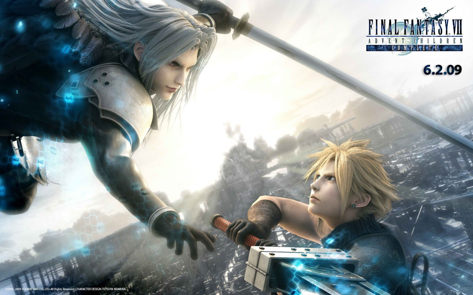 Final Fantasy 7 Film