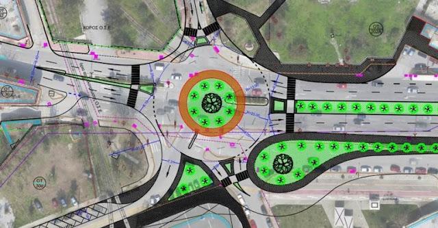 Κατασκευή κυκλικών κόμβων σε Γραικοχώρι και Πλαταριά ενέταξε στο πρόγραμμά της η Περιφέρεια Ηπείρου