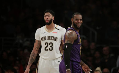 Pelicans consent to exchange anthony davis to the lakers