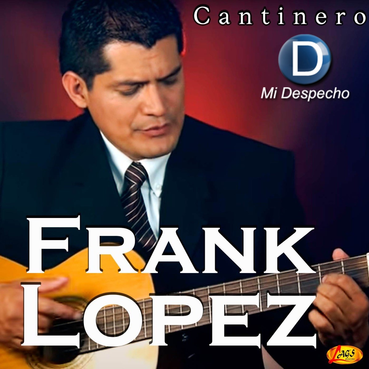 Frank Lopez Cantinero Frontal