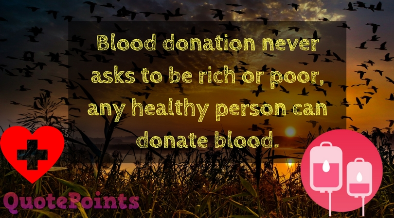 blood donation poster ideas