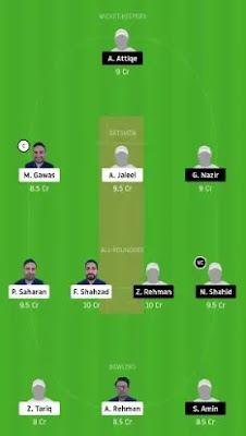 GHC vs GHG Dream11 team prediction | FPL 2020
