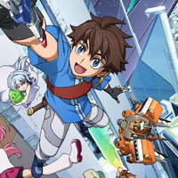 الحلقة 1 من انمي Gundam Build Divers مترجم عدة روابط