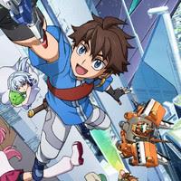 جميع حلقات انمي Gundam Build Divers مترجم عدة روابط