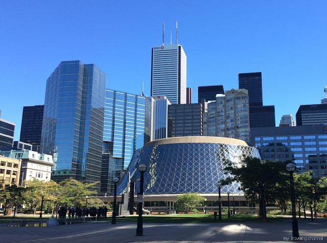 Visiter Toronto Downtown Toronto