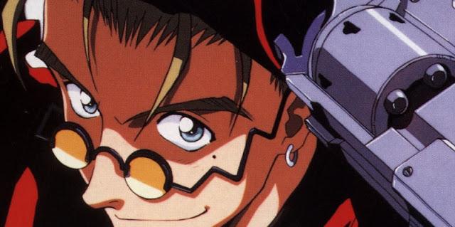 vash the stampede trigun anime