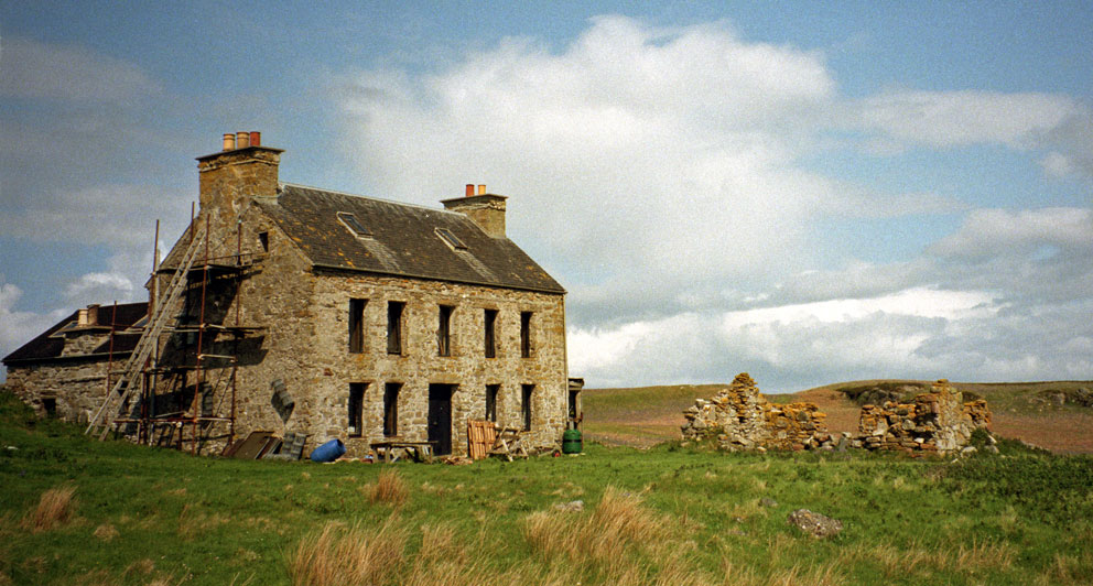 Marc Calhoun Cara 39 S Chapel Of St Fionnlugh