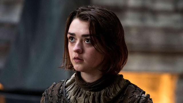 Game Of Thrones Character Arya Stark