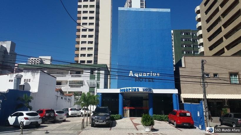 Hotel Pousada Aquarius - onde ficar em Fortaleza, Ceará