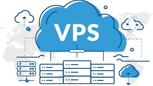 cloud computing vps virtualization server technology