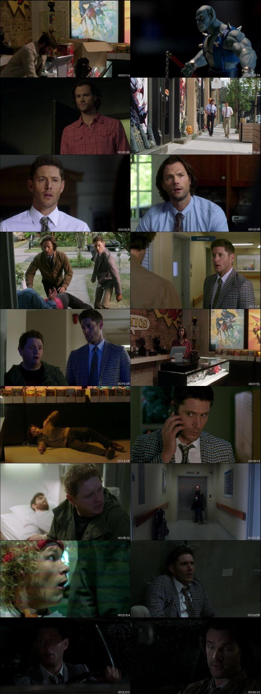 Screenshots Of English Show Supernatural Season 14 Episode 04 2018 WEB-DL 720P 300MB
