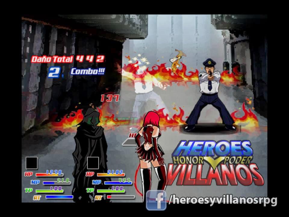 [RPG Maker VX] HÉROES Y VILLANOS RPG 42_02