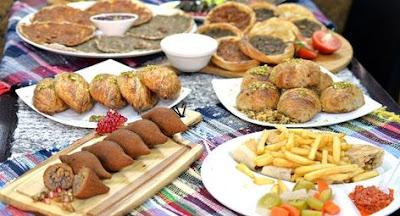 جدول اكلات رمضانية 2020 , طبخات رمضان