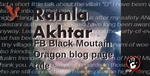 Black Mountain Dragon's (FB blog page) tale going on - an incredible troll case
