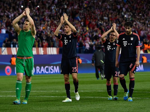 Kurang Agresif Bayern Kalah di Markas Atletico