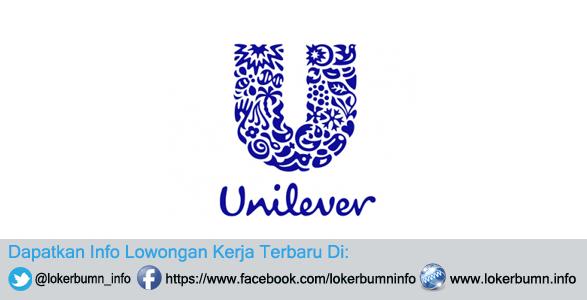 Lowongan Kerja PT Unilever Indonesia Tbk Untuk Lulusan S1