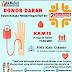 Dihari Ulang Tahun ke 12,Bawaslu Adakan Kegiatan Donor Darah dan Bagi Sembako