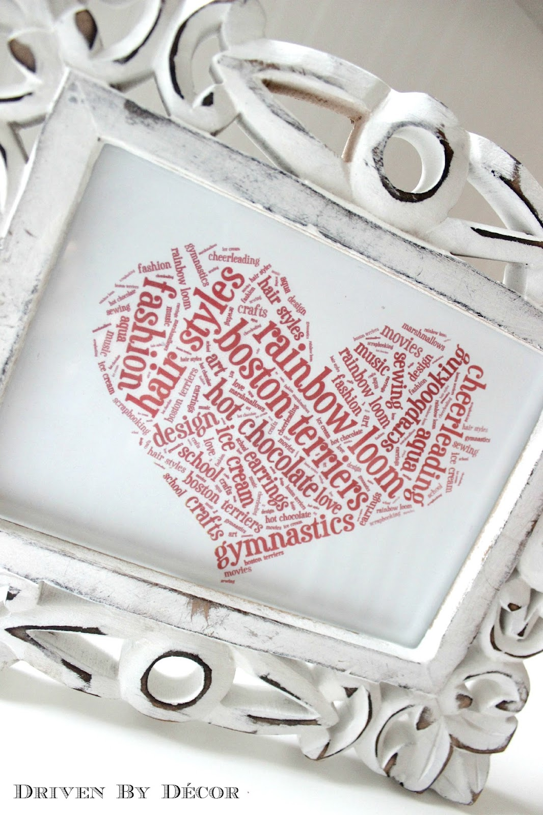 creating personalized word cloud art with tagxedo driven