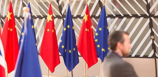 Negara Eropa Kompak, Siap Balas China Atas UU Keamanan Nasional Hong Kong