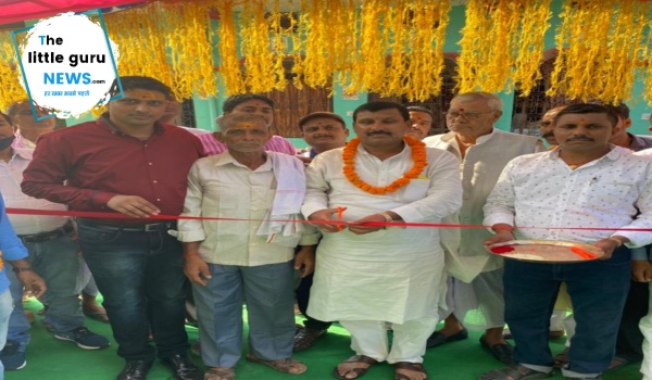 Marriage Hall Inauguration in Ghodasahan