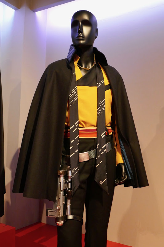 Donald Glover Solo Star Wars Young Lando costume