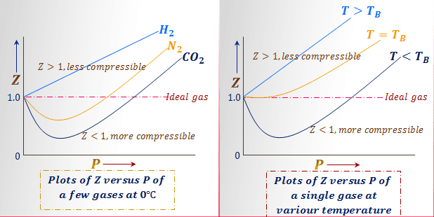 Amagat curves for real gases