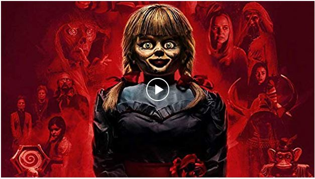 Annabelle Comes Home 2019 Details