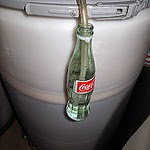 Fermenting, things go better with Coke