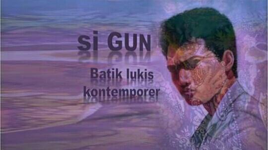 BATIK LUKIS SIGUN