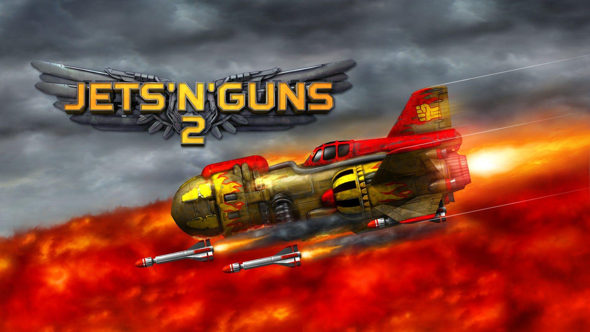 Jets'n'Guns 2 v1.0 NSP XCI For Nintendo Switch
