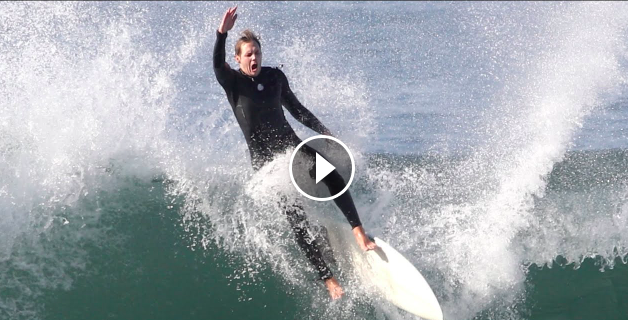 Funny Expressions SURFERS make while SURFING