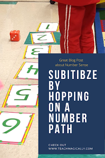 Pin for Number Sense and Subitizing