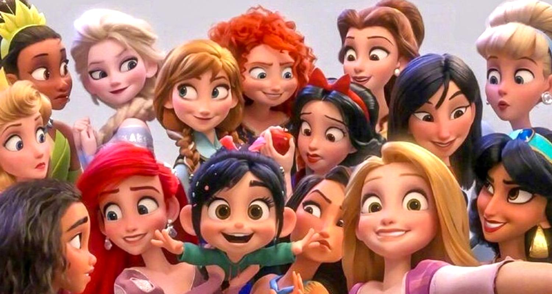 Disney Princess Kampanye Tolak Nikah Muda