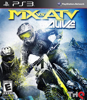 MX Vs.ATV Alive PS3 Torrent