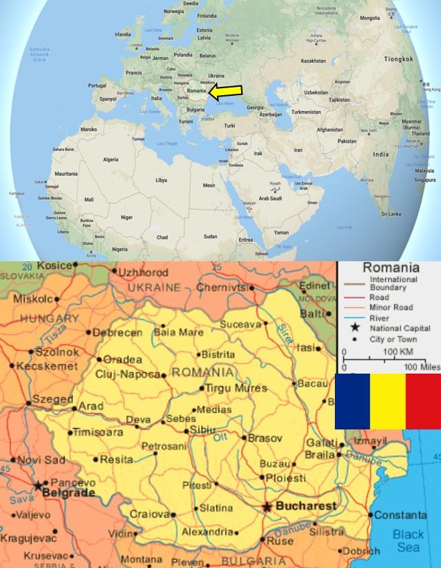 peta rumania