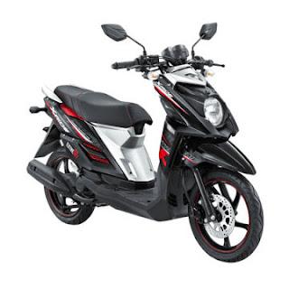 Dealer Motor Yamaha X-Ride Murah di Solo