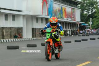 Jateng Race Series Seri 3 Kebumen : Jumlah Starter Kelas 2Tak Terbanyak, Balap Murah Semakin Diminati