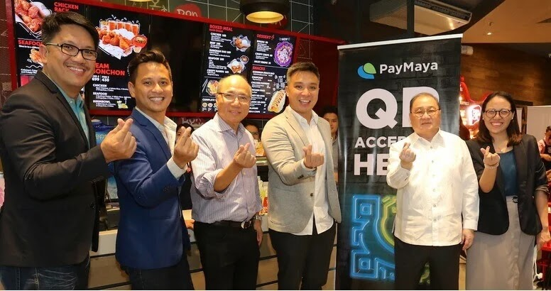PayMaya QR Payments Now Accepted in Bonchon
