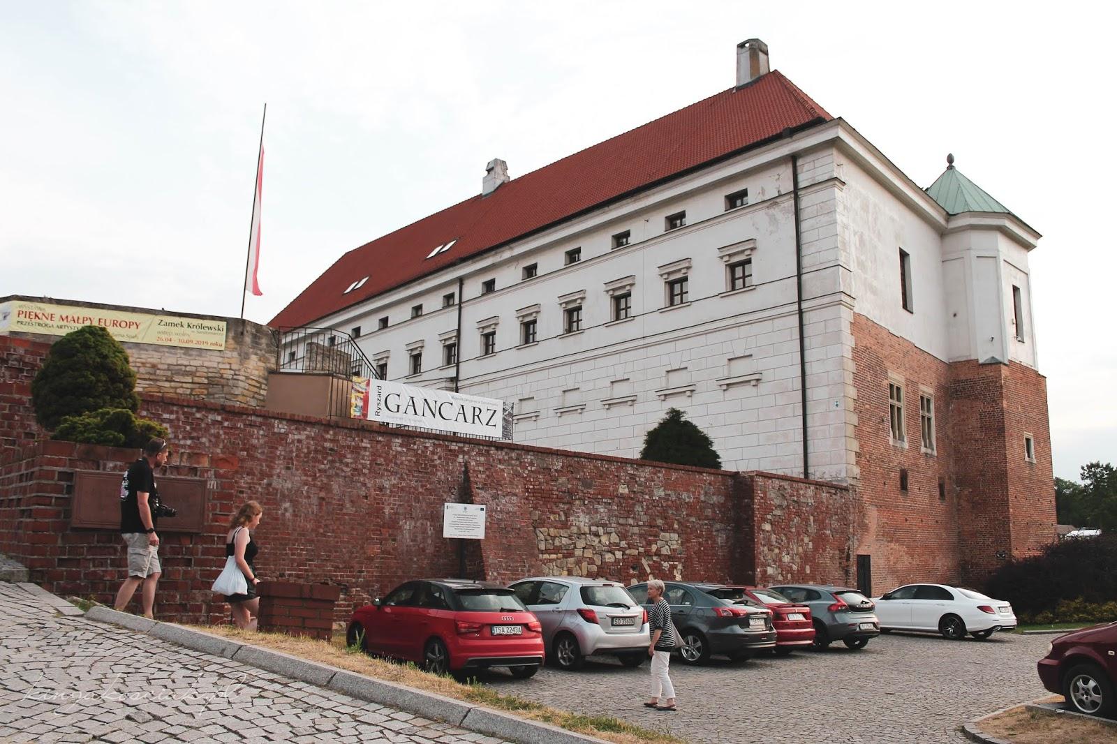 zamek królewski sandomierz