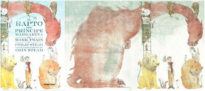 cuentos y libros infantiles juveniles para +8, 12 años el rapto príncipe margarina mark twain