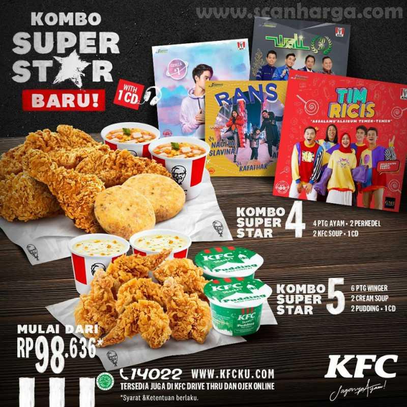 KFC Kombo Super Star