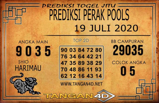 PREDIKSI TOGEL PERAK TANGAN4D 18 JULI 2020