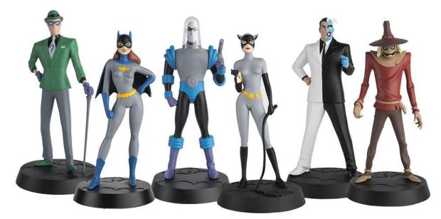 batman the animated series figurine set 2