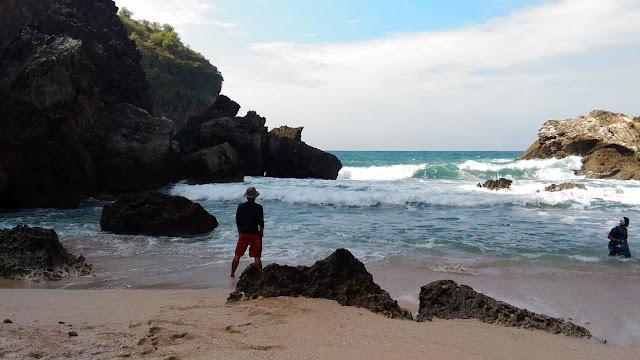 Wohkudu, Pantai Yang Tersembunyi dI Jogja