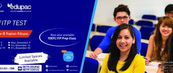 Tingkatkan Kemampuan TOEFL Anda Di Edupac