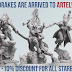 New Flame Drakes from Artel Miniatures