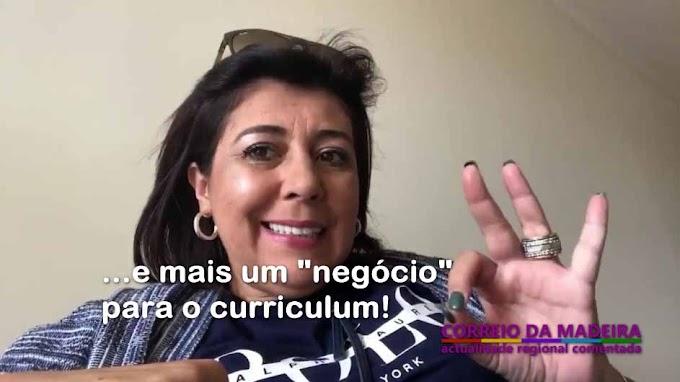 """Graça Luísa: mais um """"negócio"""" para o curriculum?"""