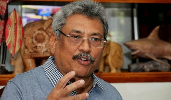 Will go to Courts Against JVP - Gota