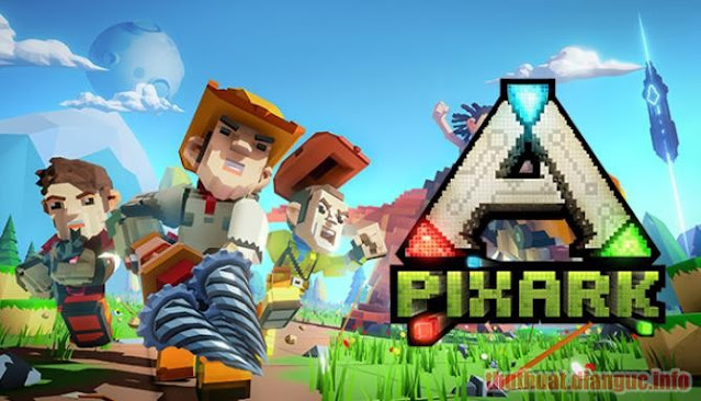 Download Game PixARK Full Crack