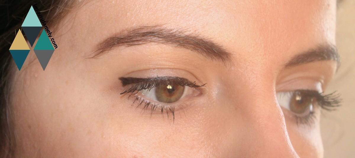 test eyeliner marker noir carbone lancome